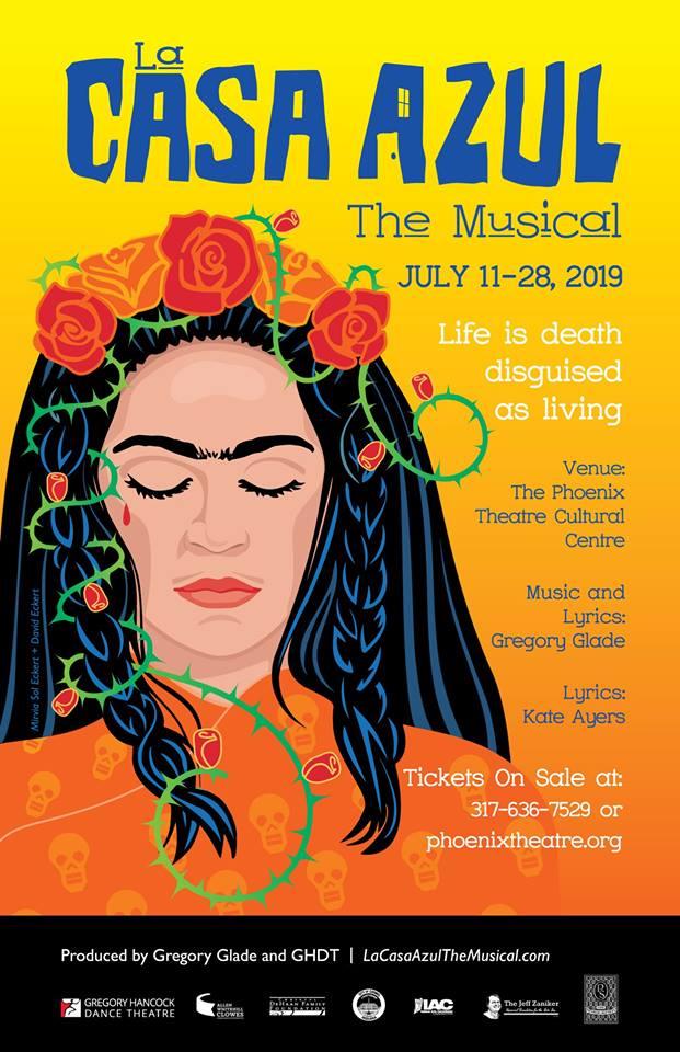 LA CASA AZUL, The Musical @ Phoenix Theatre and Cultural Center